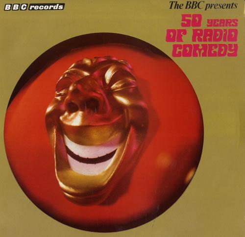Various-Comedy 50 Years Of Radio Comedy vinyl LP album (LP record) UK V/CLPYE564178