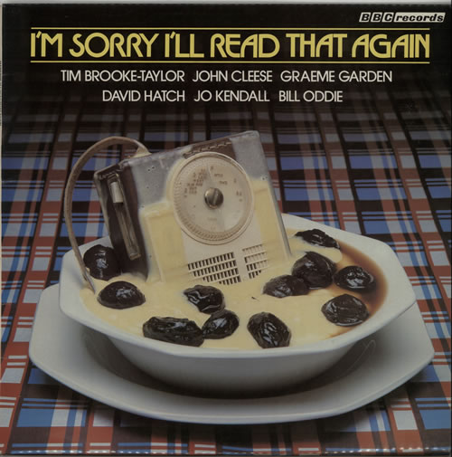 Various-Comedy I'm Sorry I'll Read That Again vinyl LP album (LP record) UK V/CLPIM633376