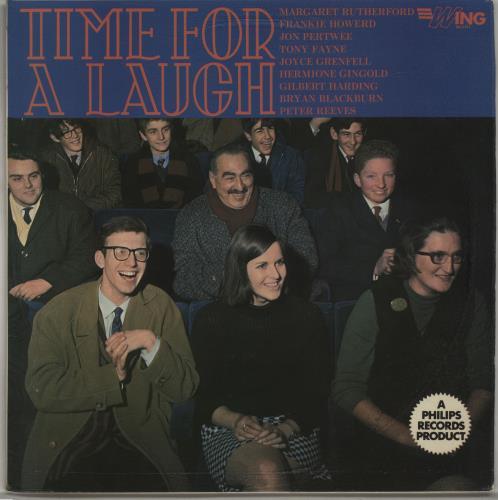 Various-Comedy Time For A Laugh vinyl LP album (LP record) UK V/CLPTI660511