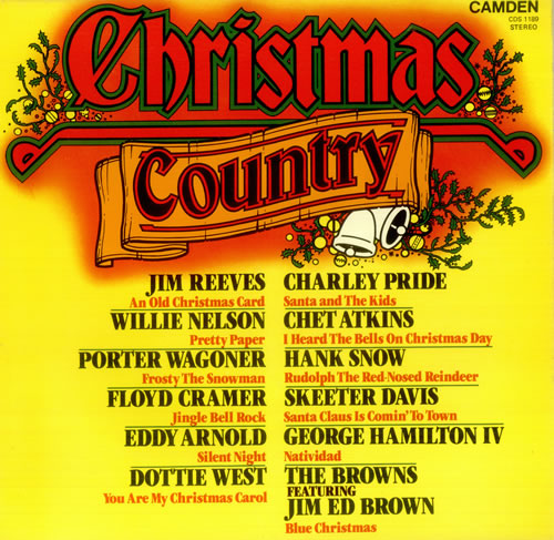 various country christmas country vinyl lp album lp record uk cvalpch457323 - Christmas Country Songs