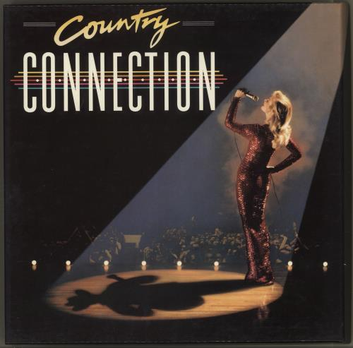 Various-Country Country Connection Vinyl Box Set UK CVAVXCO726913
