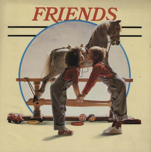Various-Country Friends 2-LP vinyl record set (Double Album) US CVA2LFR760378