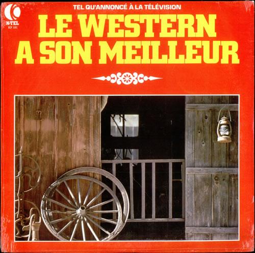 Various-Country Le Western A Son Meilleur - Sealed vinyl LP album (LP record) Canadian CVALPLE508200