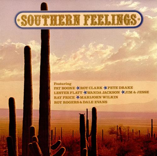 Various-Country Southern Feelings 2-LP vinyl record set (Double Album) UK CVA2LSO459197