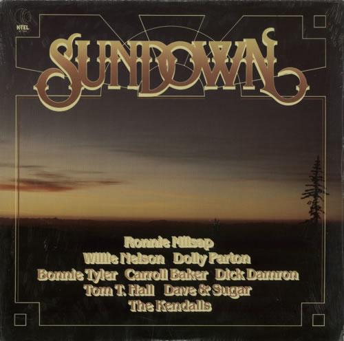 Various-Country Sundown vinyl LP album (LP record) Canadian CVALPSU621389