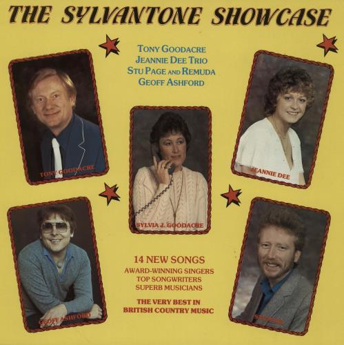 Various-Country The Sylvantone Showcase vinyl LP album (LP record) UK CVALPTH762579