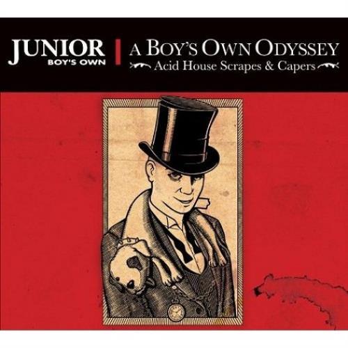 Various-Dance A Boy's Own Odyssey: Acid House Scrapes & Capers UK 2-LP  vinyl record set (Double Album)