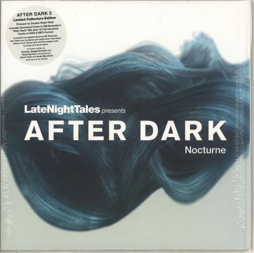 Various-Dance After Dark (Nocturne) 2-LP vinyl record set (Double Album) UK D.V2LAF716275
