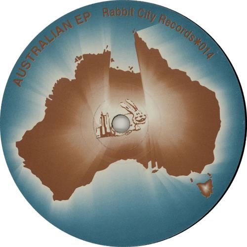 "Various-Dance Australian EP 12"" vinyl single (12 inch record / Maxi-single) UK D.V12AU653971"