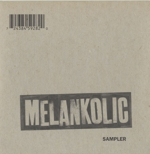 Various-Dance Melankolic Sampler CD album (CDLP) UK D.VCDME505865