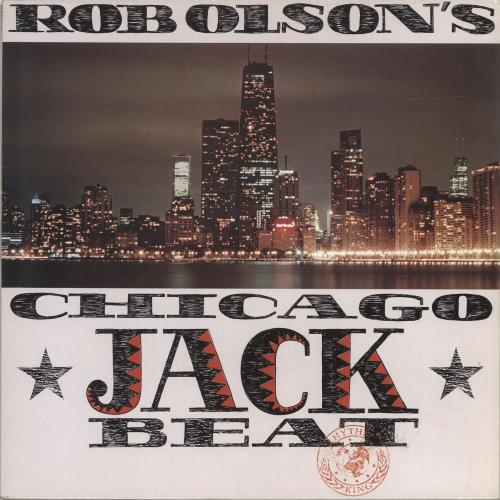 Various-Dance Rob Olson's Chicago Jack Beat - The True Picture Of House vinyl LP album (LP record) French D.VLPRO694997