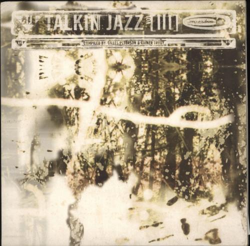 Various-Dance Talkin Jazz Volume III 2-LP vinyl record set (Double Album) UK D.V2LTA719636