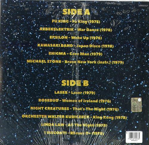 Various-Disco Cosmic Discotheque Vol. 4 - Sealed vinyl LP album (LP record) European 3F1LPCO766813
