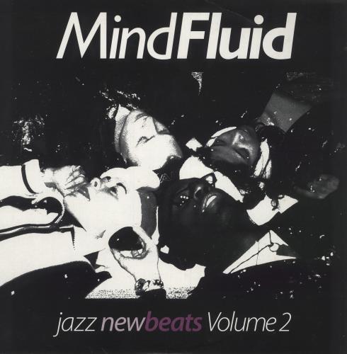 Various-Drum & Bass Jungle Mind Fluid - Jazz New Beats Volume 2 2-LP vinyl record set (Double Album) UK V-C2LMI748996