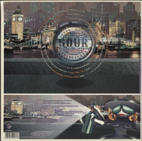 Various-Drum & Bass Jungle Nu Skool Flava 2-LP vinyl record set (Double Album) UK V-C2LNU706152