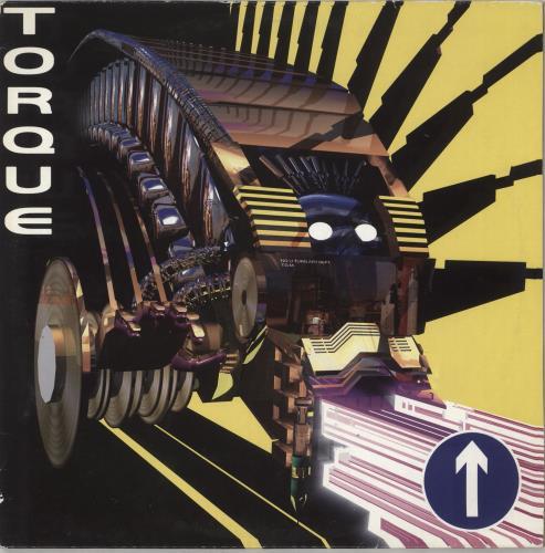 "Various-Drum & Bass Jungle Torque 12"" vinyl single (12 inch record / Maxi-single) UK V-C12TO734479"