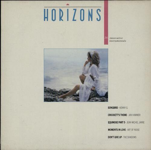 Various-Easy Listening Horizons vinyl LP album (LP record) UK VLELPHO568111