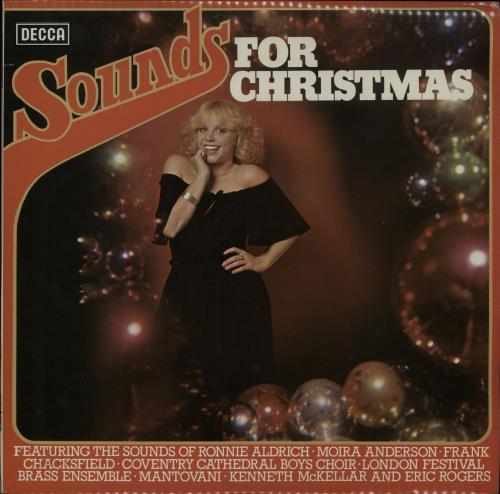 Various-Easy Listening Sounds For Christmas vinyl LP album (LP record) UK VLELPSO644129