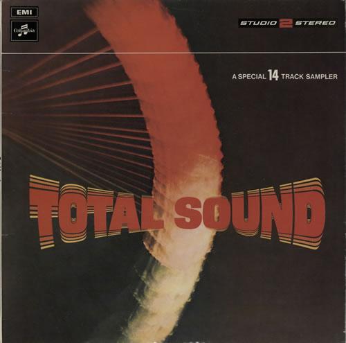 Various-Easy Listening Total Sound vinyl LP album (LP record) UK VLELPTO576483