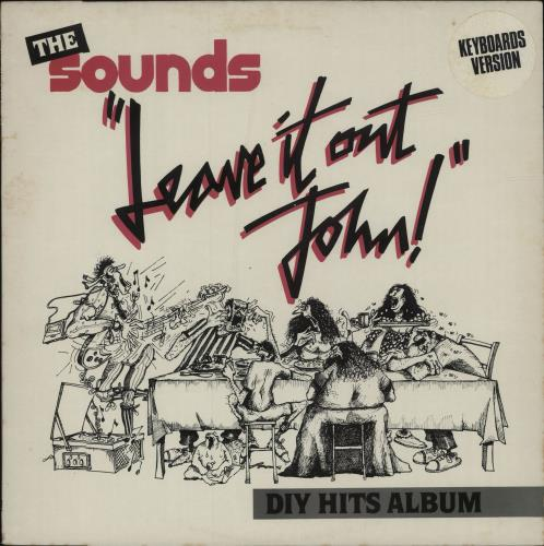 Various-Educational, Informational & Historical DIY Hits Album 'Leave It Out John!' - Keyboards Version vinyl LP album (LP record) UK VBZLPDI680220