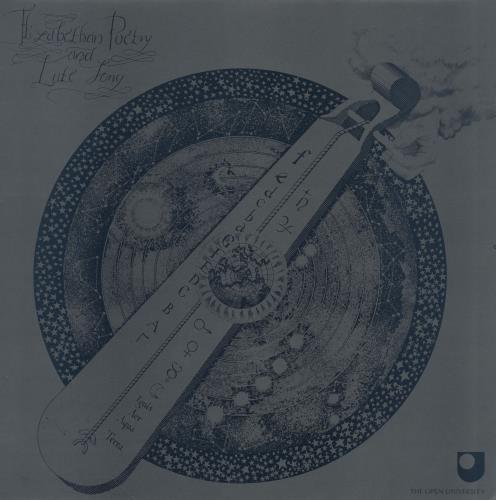 Various-Educational, Informational & Historical Elizabethan Poetry And Lute Song vinyl LP album (LP record) UK VBZLPEL760966