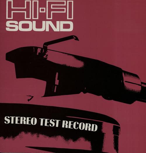 Various-Educational, Informational & Historical Hi-Fi Sound - Stereo Test Record vinyl LP album (LP record) UK VBZLPHI568517
