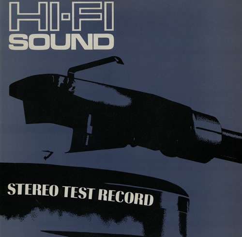 Various-Educational, Informational & Historical Hi-Fi Sound Stereo Test Record vinyl LP album (LP record) UK VBZLPHI568520