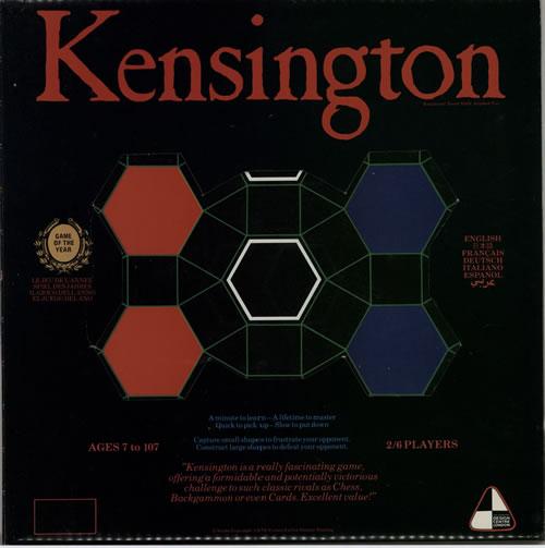 Various-Educational, Informational & Historical Kensington memorabilia UK VBZMMKE619261