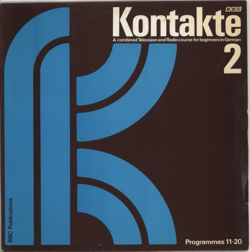 Various-Educational, Informational & Historical Kontakte 2 vinyl LP album (LP record) UK VBZLPKO766970