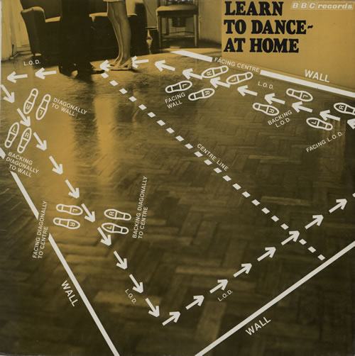 Various-Educational, Informational & Historical Learn To Dance - At Home vinyl LP album (LP record) UK VBZLPLE574665