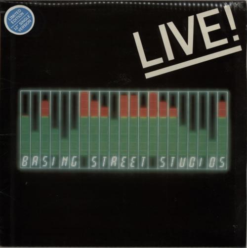 "Various-Educational, Informational & Historical Live! 12"" vinyl single (12 inch record / Maxi-single) UK VBZ12LI620225"