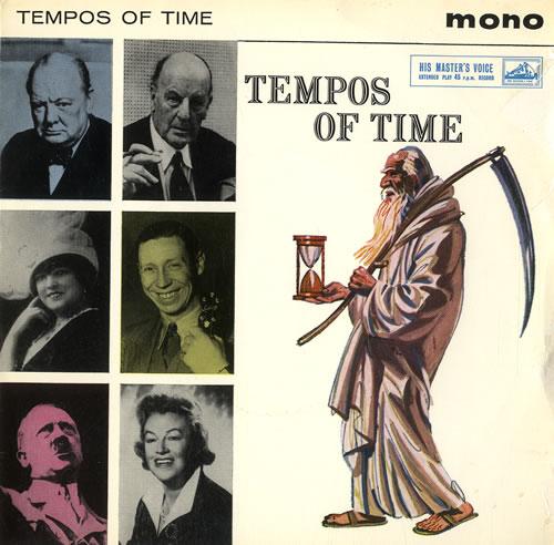 "Various-Educational, Informational & Historical Tempos Of Time 7"" vinyl single (7 inch record) UK VBZ07TE555692"