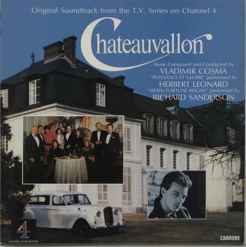 Various-Film, Radio, Theatre & TV Chateauvallon vinyl LP album (LP record) UK FVALPCH667566