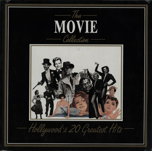 Various-Film, Radio, Theatre & TV Hollywood's 20 Greatest Hits - Sealed vinyl LP album (LP record) Italian FVALPHO580383