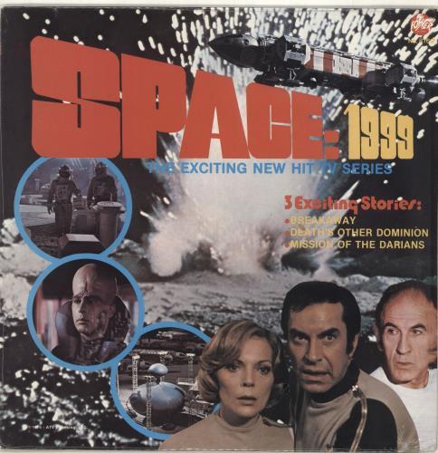 Various-Film, Radio, Theatre & TV Space: 1999 - Sealed vinyl LP album (LP record) US FVALPSP714331