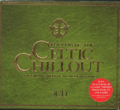 Various-Film, Radio, Theatre & TV The Very Best Of Celtic Chillout 3-CD album set (Triple CD) UK FVA3CTH672834