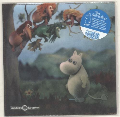 "Various-Film, Radio, Theatre & TV Woodland Band (Parade) 7"" vinyl single (7 inch record) UK FVA07WO735430"