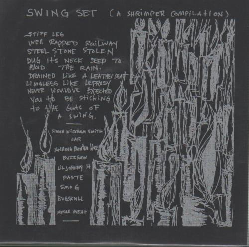 "Various-Indie Swing Set (A Shrimper Compilation) 7"" vinyl single (7 inch record) UK I-V07SW649728"