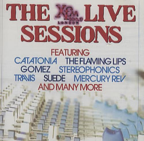 Image result for xfm live sessions cd