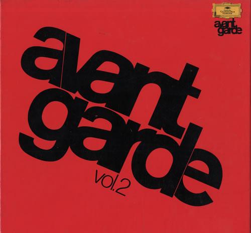 Various-Industrial & Avant-Garde Avant-Garde Vol. 2 Vinyl Box Set German VR1VXAV560145