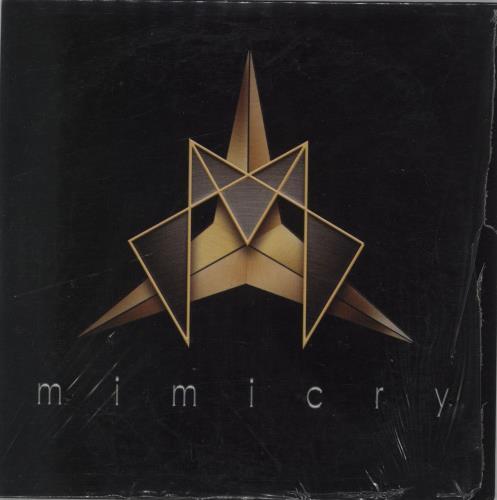 Various-Industrial & Avant-Garde Mimicry CD album (CDLP) US VR1CDMI663586