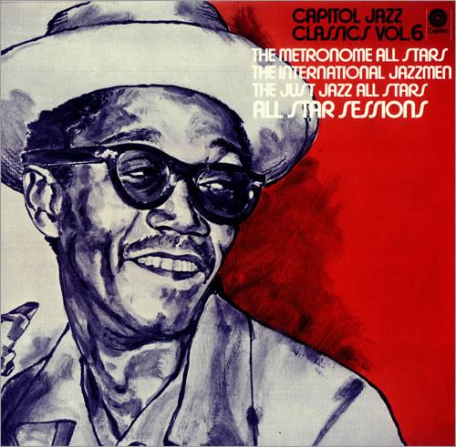 Various-Jazz All Star Sessions vinyl LP album (LP record) Dutch V-JLPAL448710