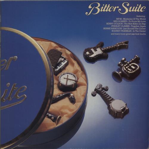 Various-Jazz Bitter Suite 2-LP vinyl record set (Double Album) UK V-J2LBI645155