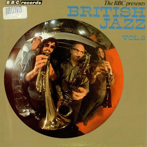 Various-Jazz British Jazz Volume 2 vinyl LP album (LP record) UK V-JLPBR468388