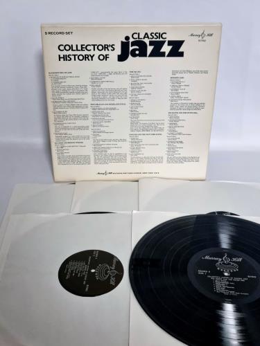 Various-Jazz Collector's History Of Classic Jazz Vinyl Box Set US V-JVXCO766756