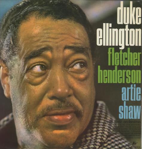 Various-Jazz Duke Ellington, Fletcher Henderson And Artie Shaw vinyl LP album (LP record) UK V-JLPDU386527