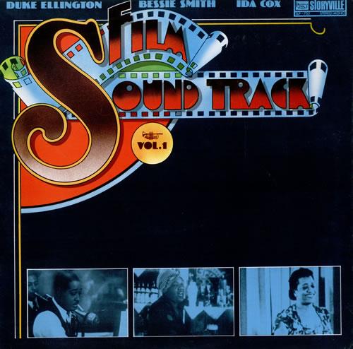 Various-Jazz Film Sound Track Vol. 1 vinyl LP album (LP record) UK V-JLPFI481720