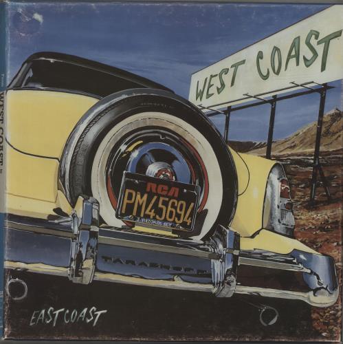 Various-Jazz From West Coast To East Coast Vinyl Box Set French V-JVXFR567261