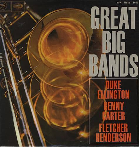 Various-Jazz Great Big Bands vinyl LP album (LP record) UK V-JLPGR339523