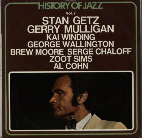 Various-Jazz History Of Jazz Vol. 7 vinyl LP album (LP record) French V-JLPHI585252
